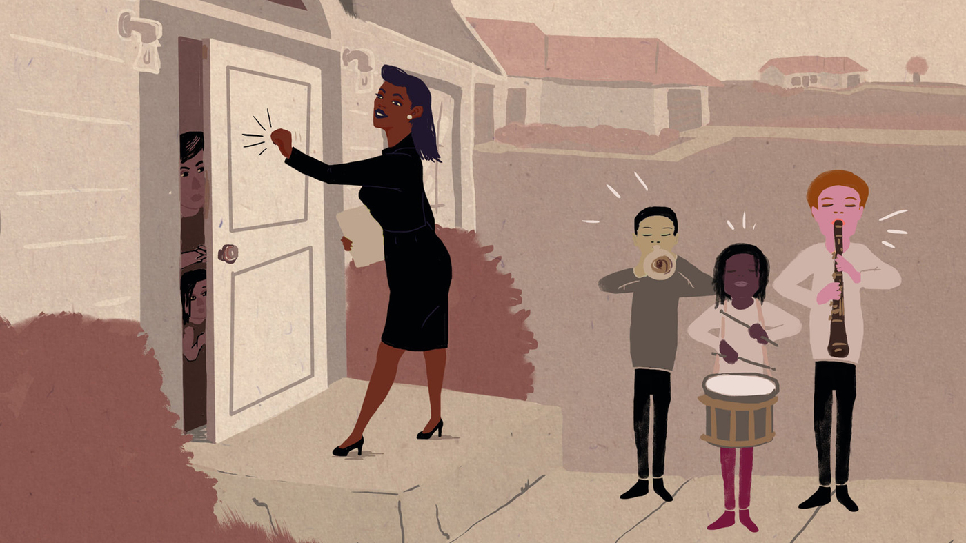 Knock Knock, Teacher's Here: The Power Of Home Visits