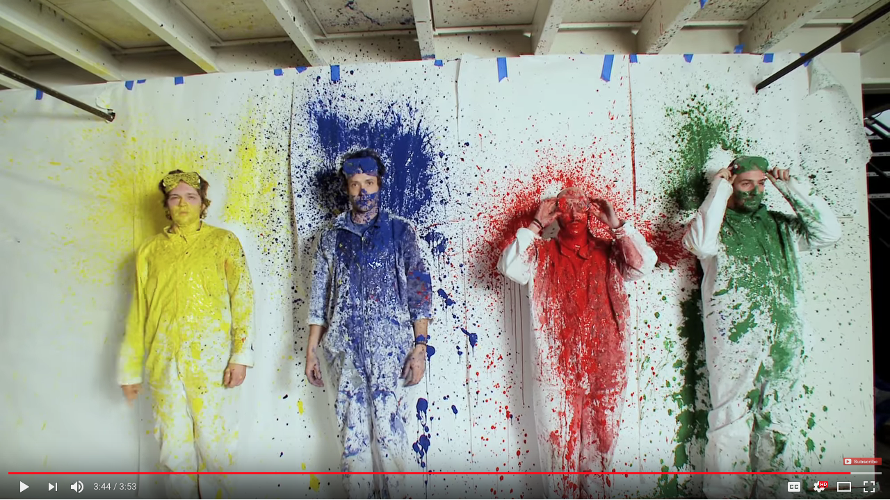 Teachers And Those Magical OK Go Videos: A Match Made In Science?