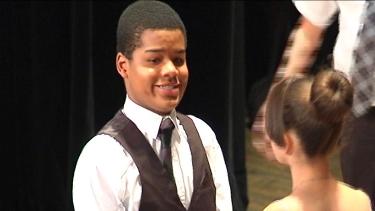 VIDEO: Latin Dance Competition at ASD