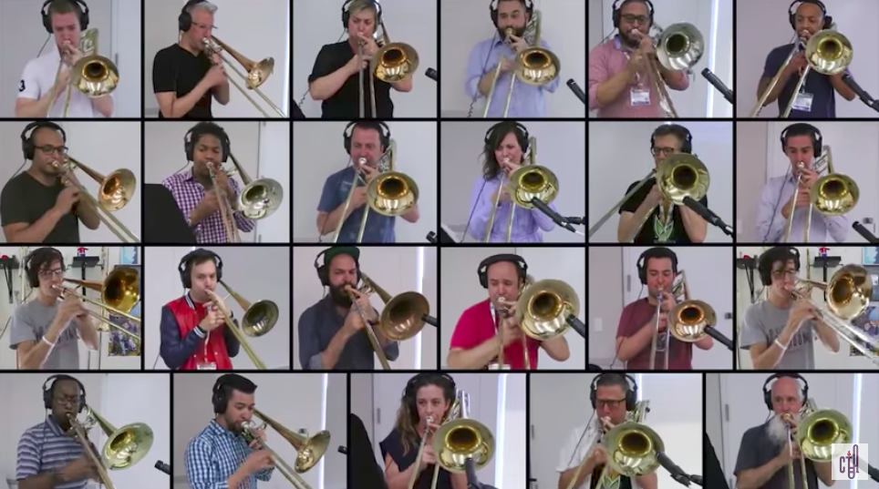 This All-Trombone Cover of Bohemian Rhapsody is a Balm for Your Weary Soul | WQXR | New York's Classical Music Radio Station