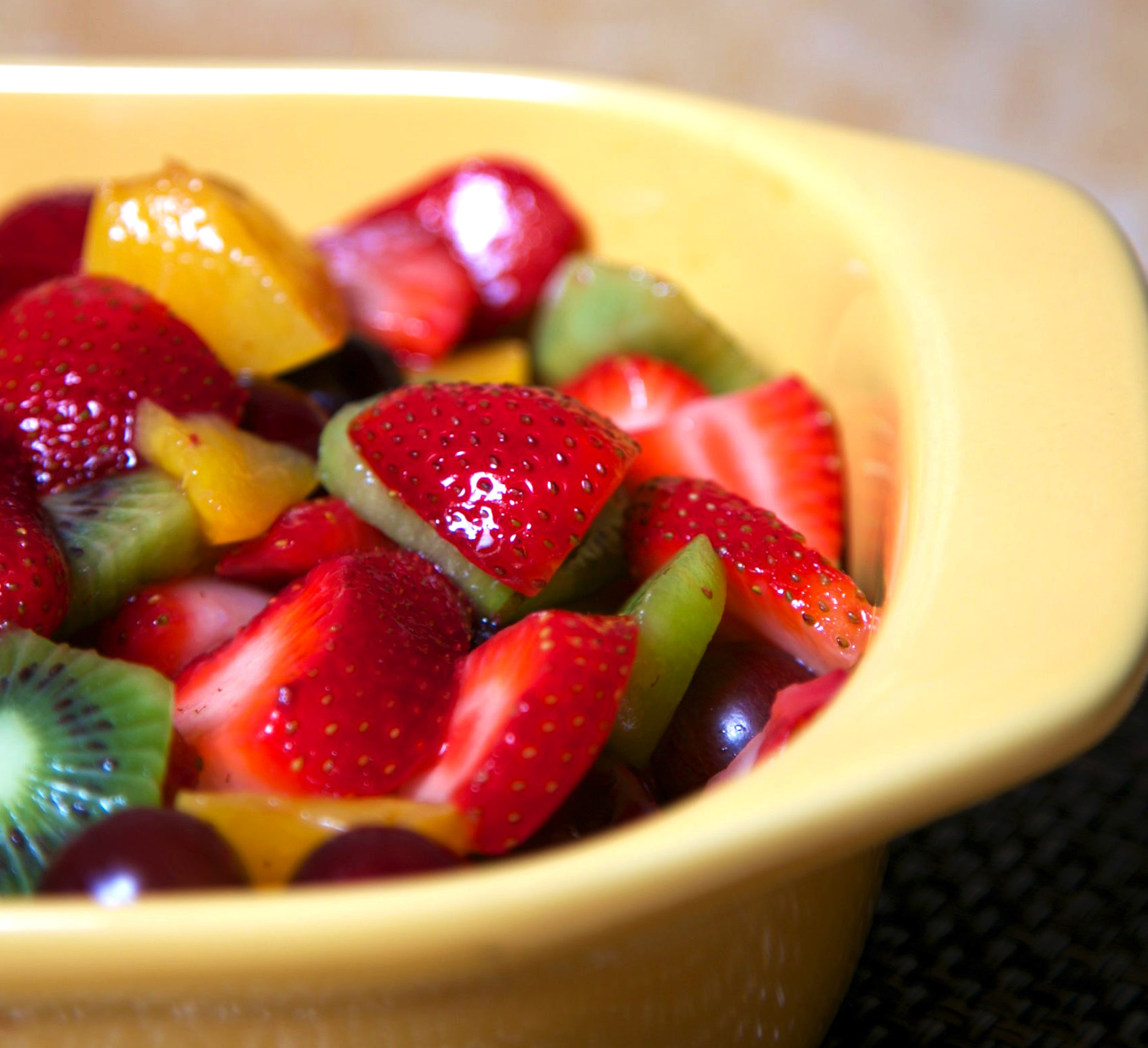 Fruit Salad in a Flash