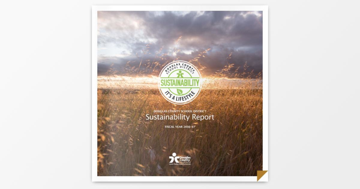 2016-2017 Sustainability Report