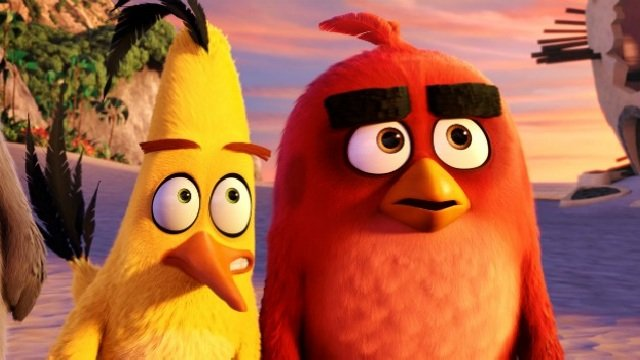 Angry Birds in Blu-ray e 4K: un video dai contenuti extra