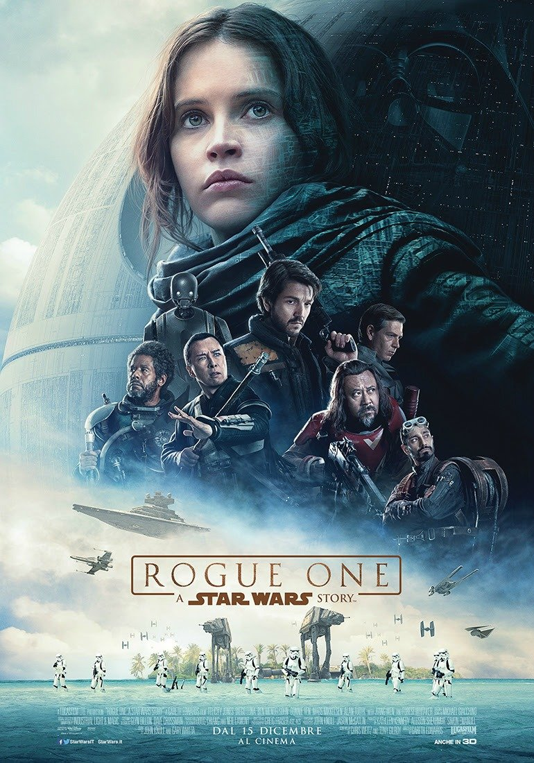 Rogue One: A Star Wars Story - Film (2016)