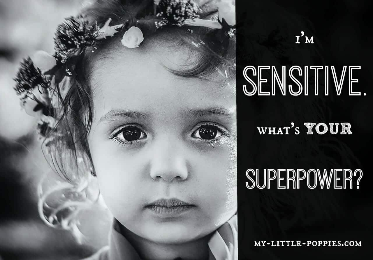 I'm Sensitive. What's YOUR Super Power? | My Little Poppies