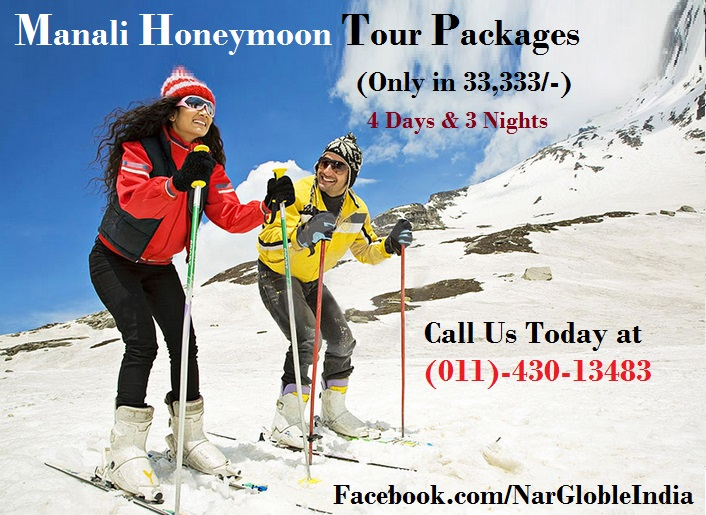 Manali Honeymoon Tour Packages – Why You Should Go?