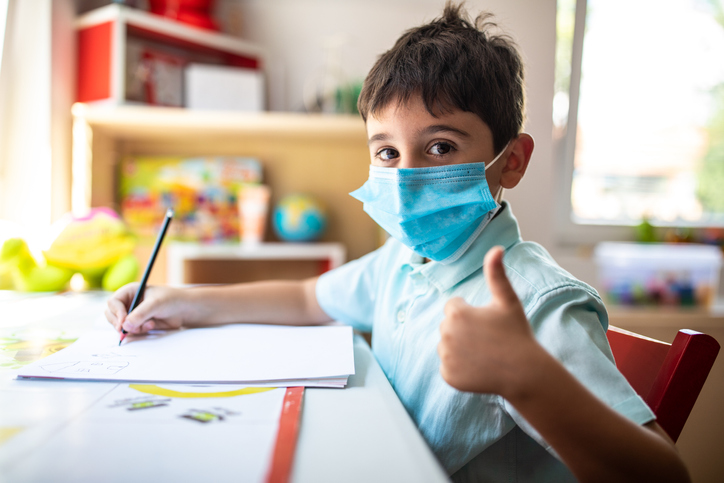 Running Towards the Danger: Early Learnings from Catholic Schools in the Midst of the Pandemic