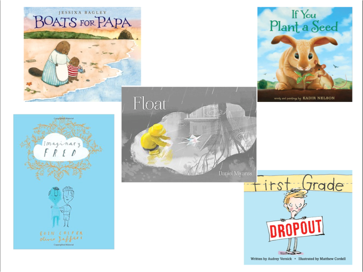 The 2015 Nerdies: Fiction Picture Book Winners Announced by Teri Lesesne and Donalyn Miller