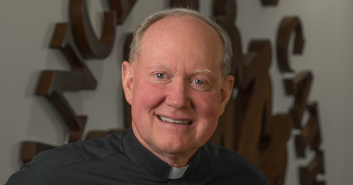 Rev. Tim Scully, C.S.C., to step down as head of Notre Dame's Institute for Educational Initiatives to become emeritus director