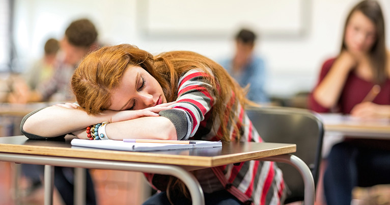National survey: Students' feelings about high school are mostly negative