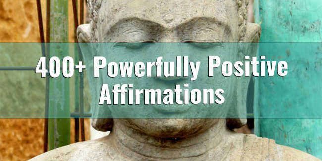 Download 400 Positive Affirmations Audio - The Daily Positive