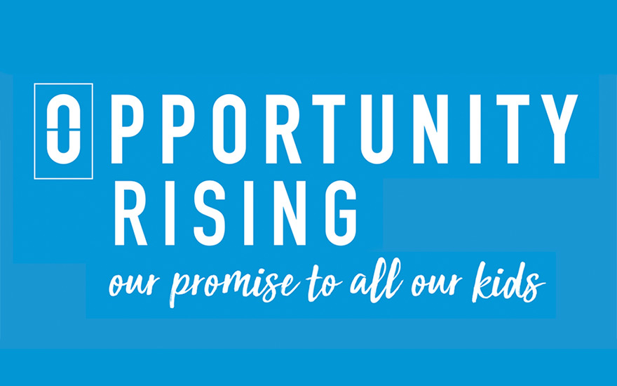 Opportunity Rising Initiative | Duluth Superior Area Community Foundation