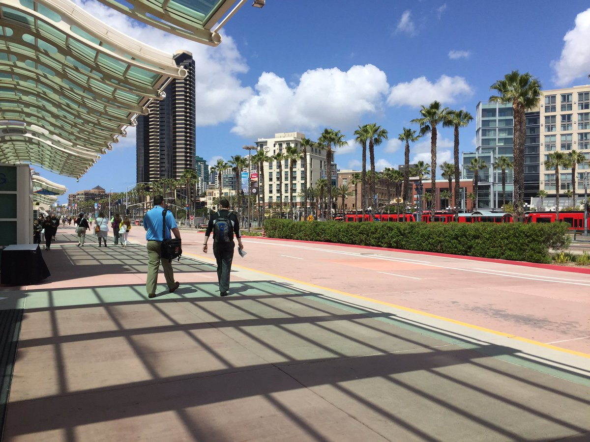 NCEA 2016 Convention & Expo in San Diego (with images, tweets) · NCEATALK