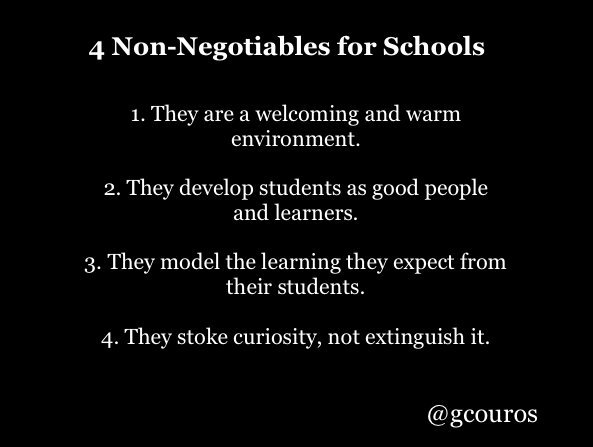 George Couros on Twitter