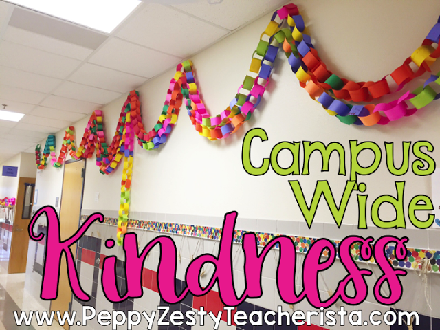 Promoting Campus Wide Kindness