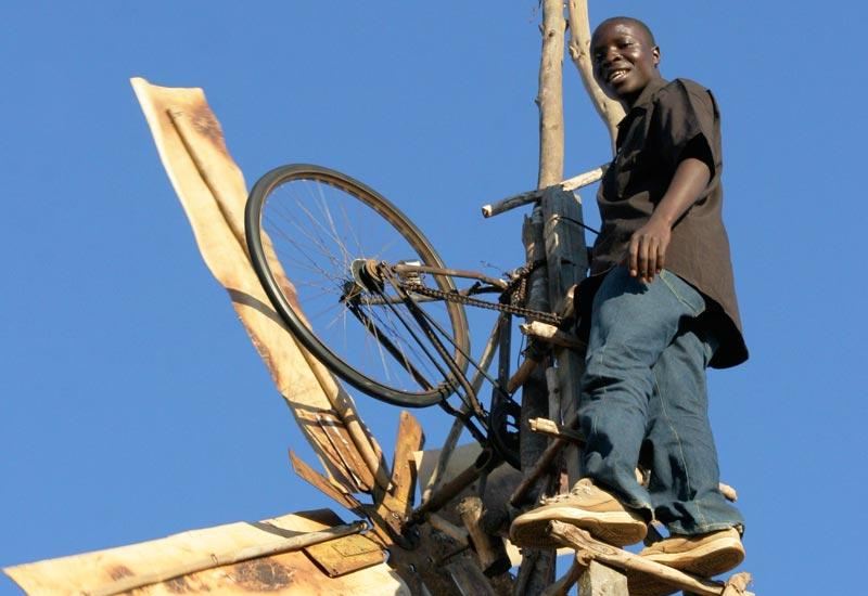 How I harnessed the wind