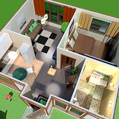 Floor plans and interior design - Planner 5D