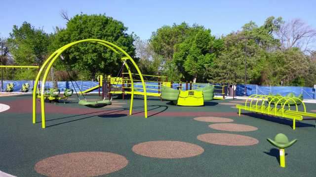 Plano's First All-Abilities Park Opens April 24