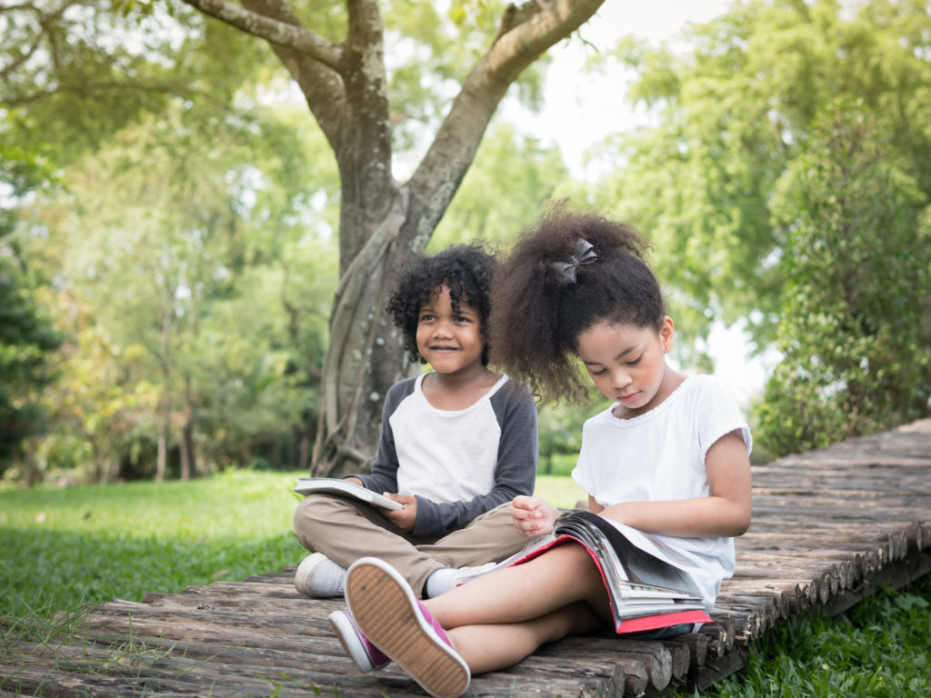 Get your Family into the Reading Habit | Our Children