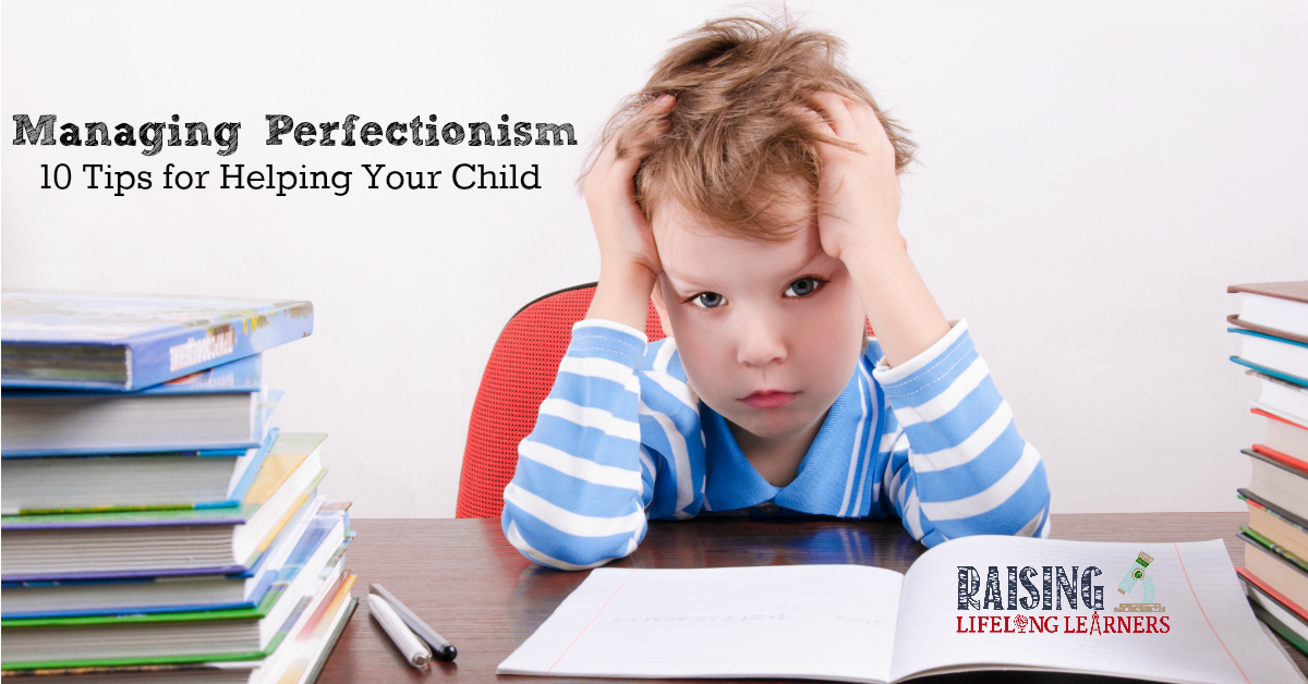 When perfectionism becomes paralyzing fear...
