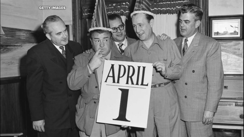 Video: Where did April Fools' Day come from?