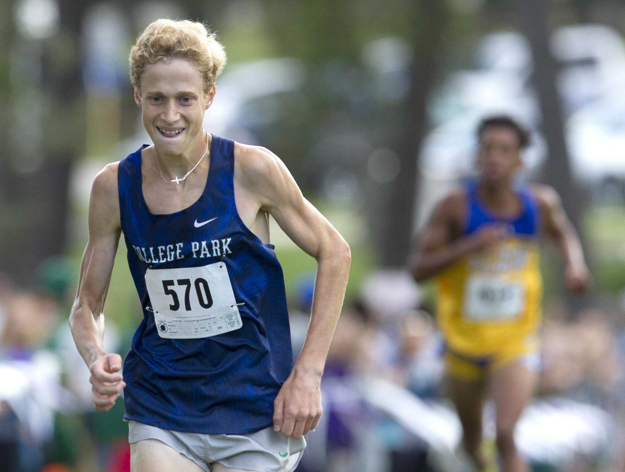CROSS COUNTRY: College Park girls, boys claim District 15-6A titles