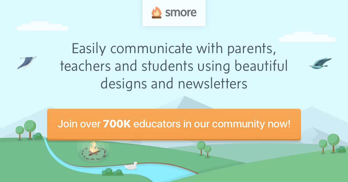 Smore Flyers for Teachers, Librarians, Educators and Parents - Smore