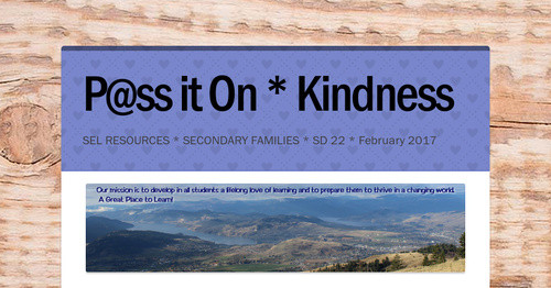 P@ss it On * Kindness