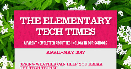 The Elementary Tech Times