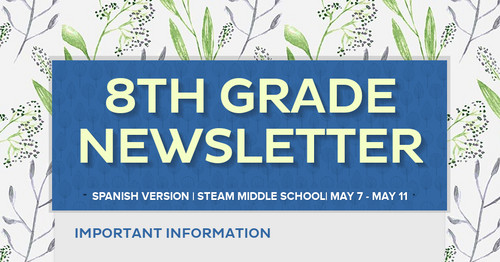 8th Grade Spanish Version