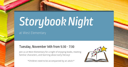 Storybook Night