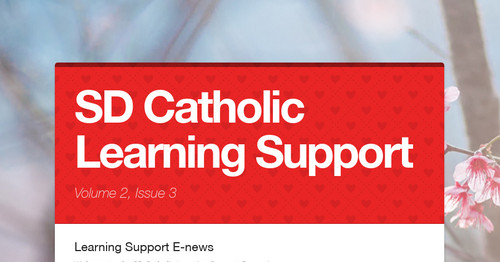 SD Catholic Learning Support