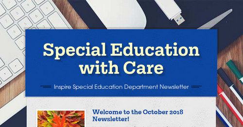 Special Education with Care