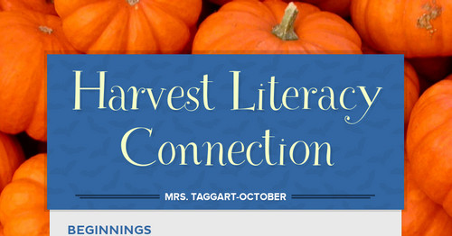 Harvest Literacy Connection