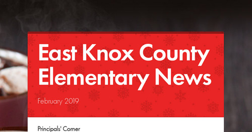 East Knox County Elementary News