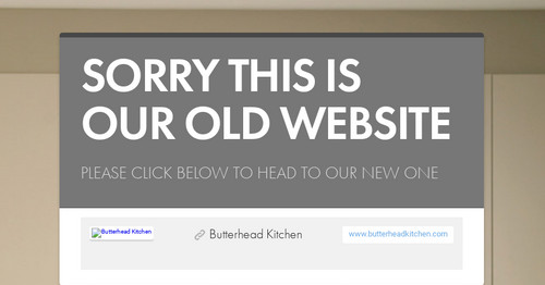 Butterhead Kitchen