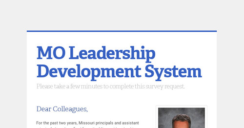 MO Leadership Development System