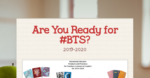 Are You Ready for #BTS?