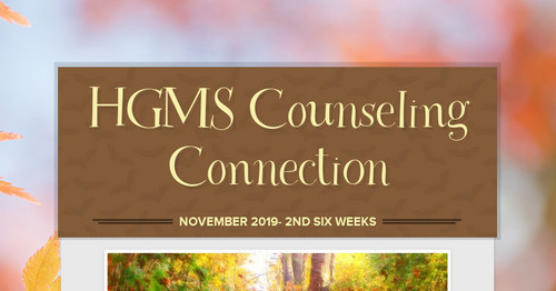 HGMS Counseling Connection