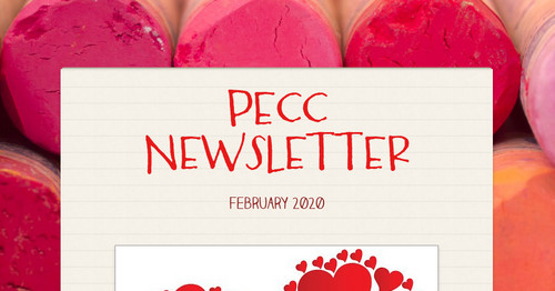PECC NEWSLETTER