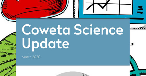 Coweta Science Update