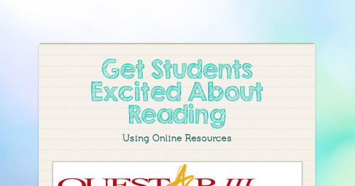 Get Students Excited About Reading