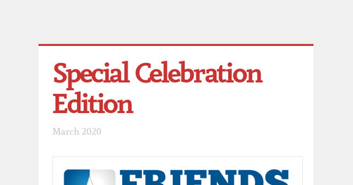 Special Celebration Edition