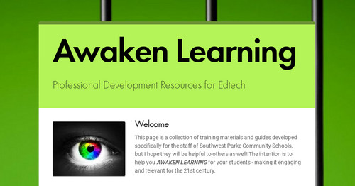 Awaken Learning