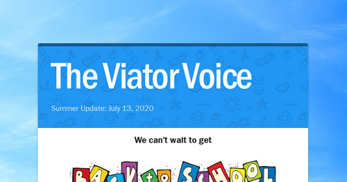 The Viator Voice