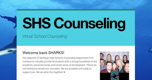 SHS Counseling