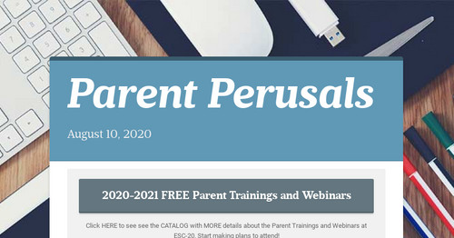 Parent Perusals