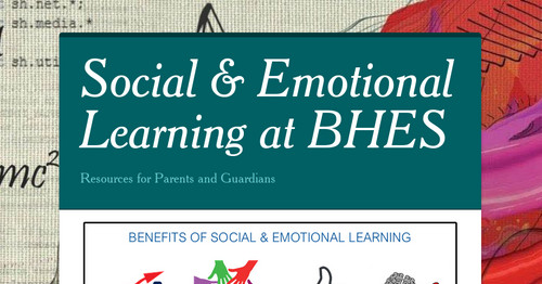 SEL For Parents and Guardians