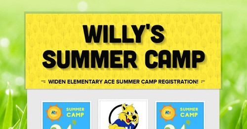 Willy's Summer Camp