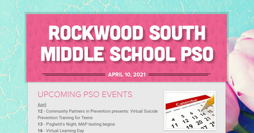 Rockwood South Middle School PSO